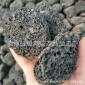 红色火山石块 园艺多肉植物拌土火山石颗粒 多孔透气火山石板材