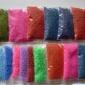 灵寿县天然彩砂 染色彩砂 天然染色彩砂 精细彩砂